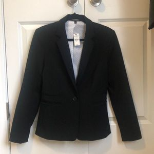 Black Blazer - new w/ tags
